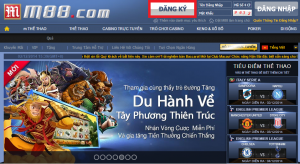 Nhà cái M88 cung cấp giao diện tiếng Việt không bao giờ bị chặn