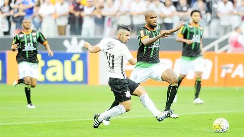 Soi kèo M88 trận Corinthians vs America Mineiro, 04h00 ngày 1/6