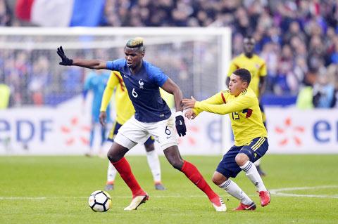 Nhân định bóng đá Pháp vs Mỹ, 02h00 ngày 10/6: Bài test cuối cho Pogba