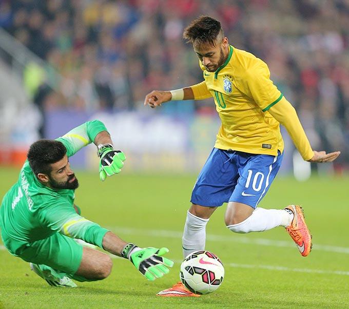 Soi kèo M88 trận Áo vs Brazil, 21h00 ngày 10/6: Bài test của Tite và Neymar