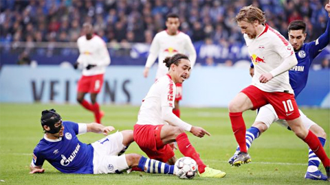Soi kèo M88 trận RB Leipzig vs Schalke, 20h30 ngày 28/9