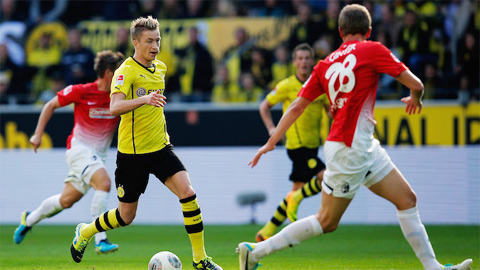 Soi kèo M88 trận Freiburg vs Dortmund, 20h30 ngày 5/10