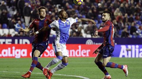 Soi kèo M88 trận Leganes vs Levante, 18h00 ngày 5/10