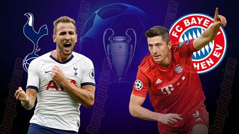 Soi kèo M88 trận Tottenham vs Bayern Munich, 02h00 ngày 2/10: Tiếng gầm ở London